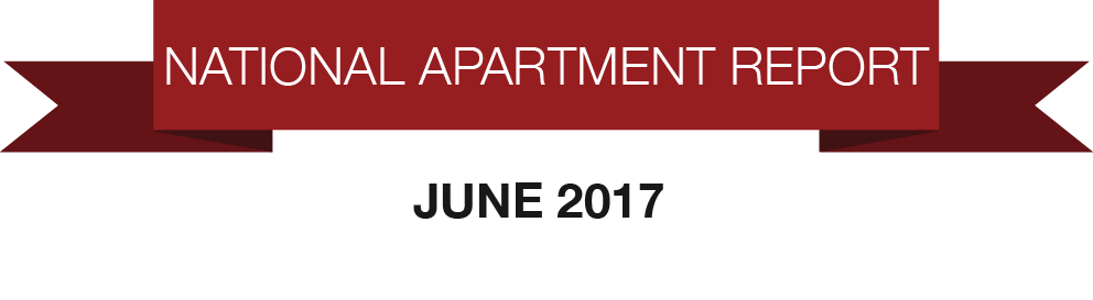 National Apartment Report: June 2017
