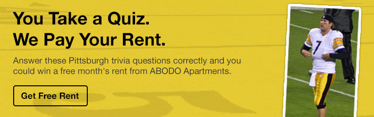 Pitt Rent Sweepstakes