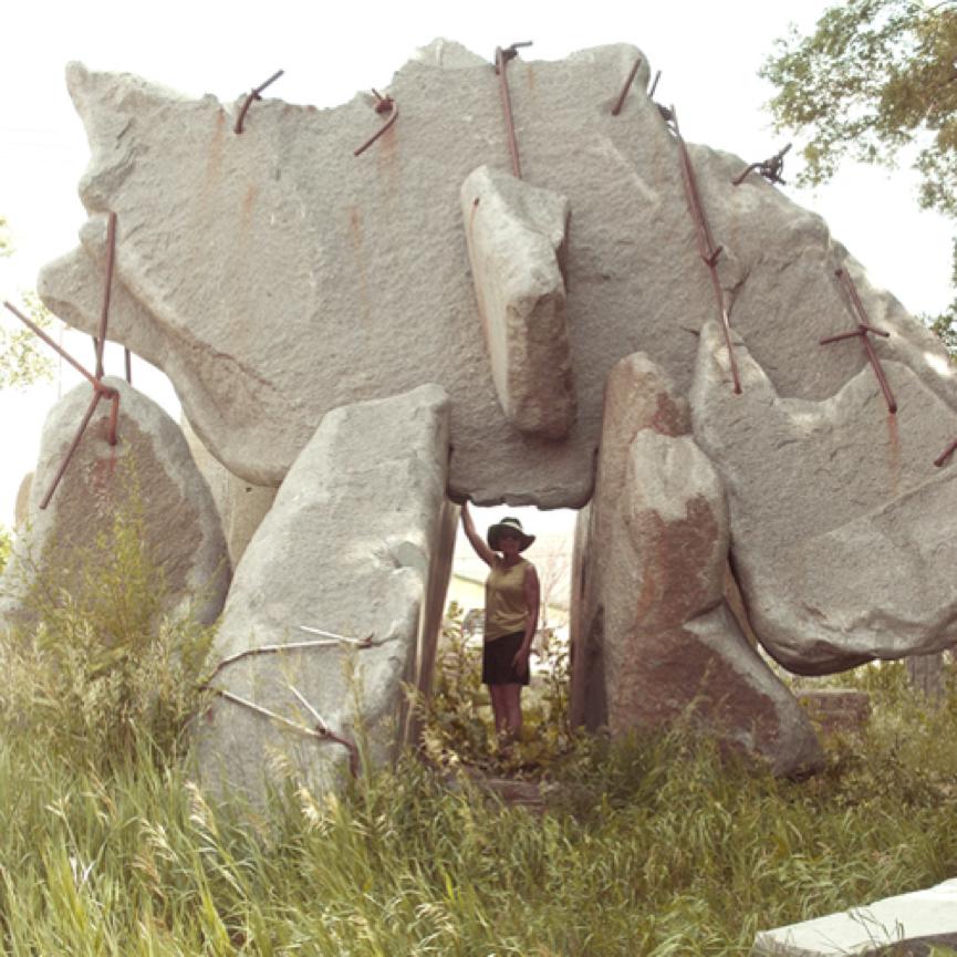 Zoran's Sculpture Park
