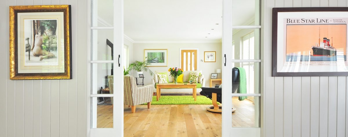 Redecorate your apartment without going over your small budget