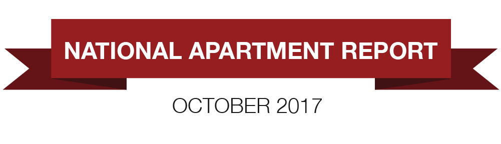 ABODO's October 2017 Apartment Report