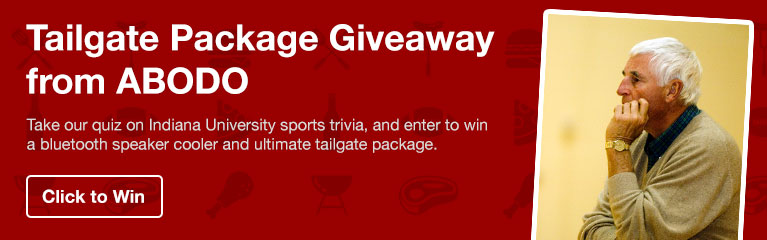 Indiana University Tailgate Package Giveaway