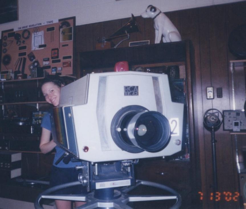 Pavek Museum of Broadcasting