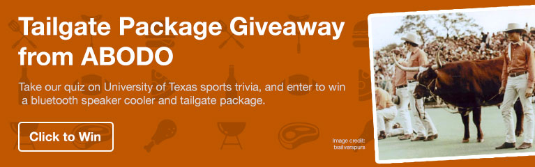 UT Tailgate Package Giveaway