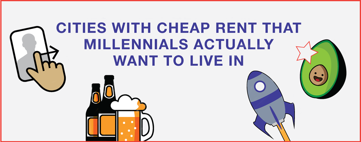 Cities Millennials Actually Want to Live In