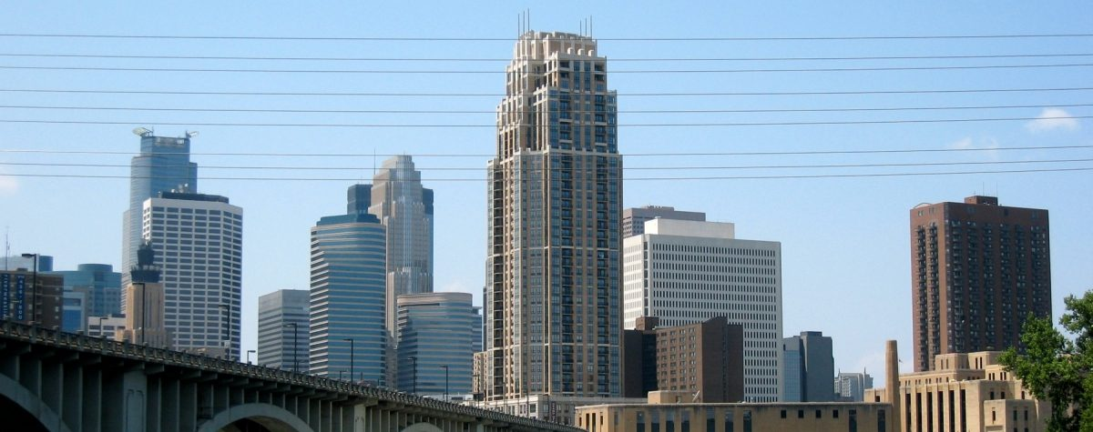enjoy this skyline with of the best condos for rent Minneapolis has to offer