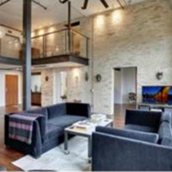 Loft for rent in Minneapolis