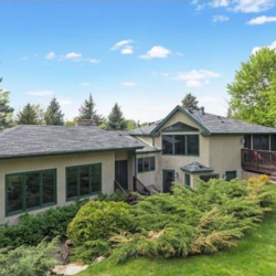 This MN house for rent is 7 miles from Minneapolis