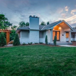 This MN house for rent is in Edina