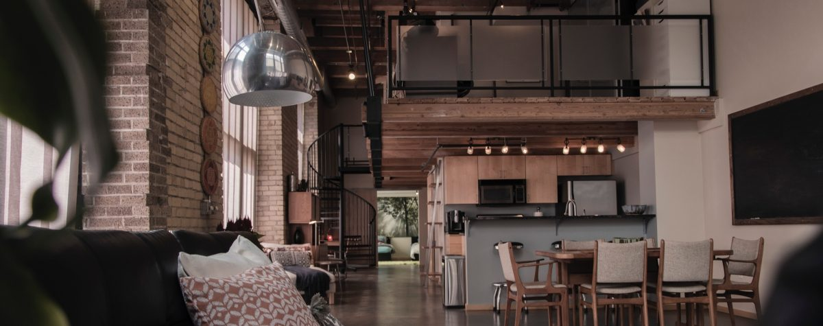 These Loft Apartments In St. Paul, MN, Give You Flexibility And History