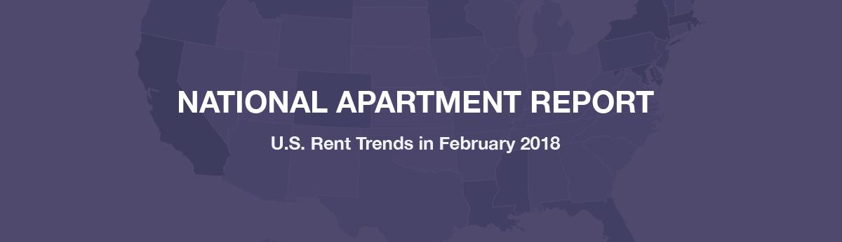 February Rent Report
