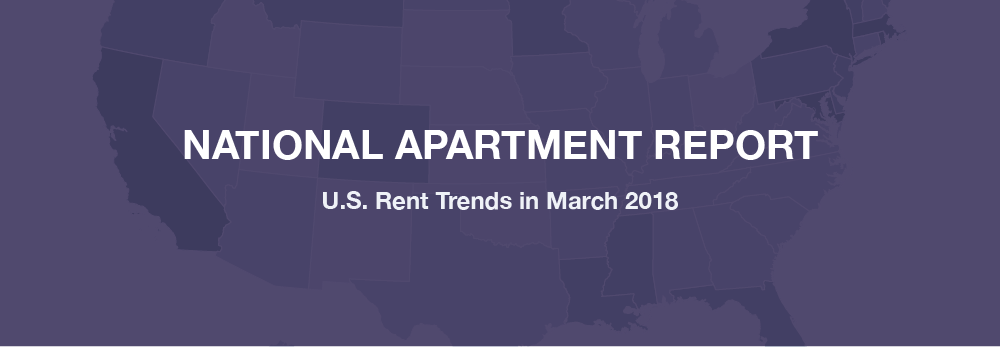 March 2018 Rent Report
