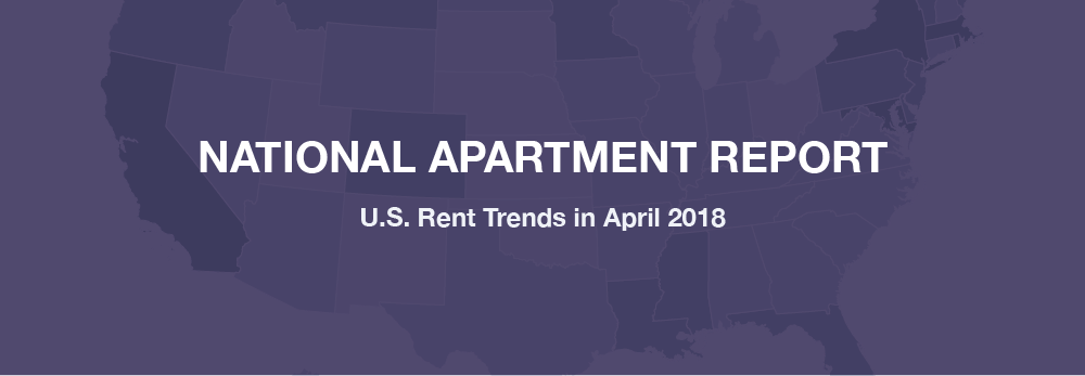 National Apartment Report April 2018 Header