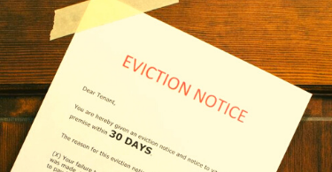 renting after eviction