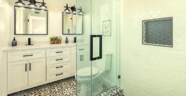 Bathroom upgrades for renters