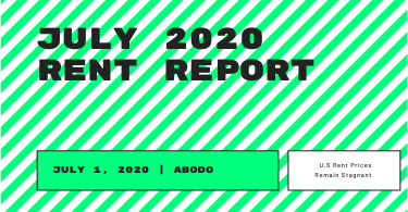 July 2020 Rent Report