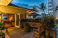 Oceanview ground floor condo Kaanapali Shores