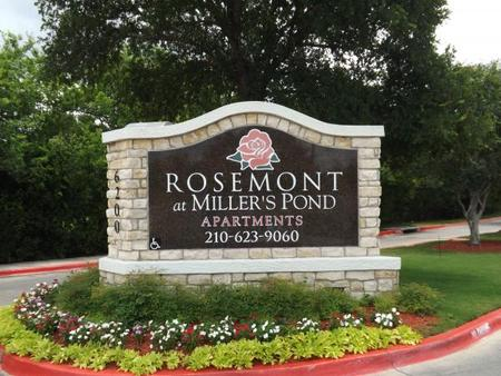 Rosemont At Miller S Pond San Antonio Apartment For Rent