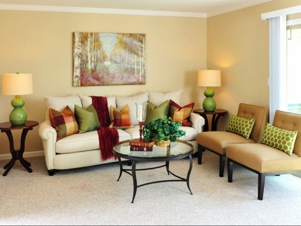 Foothill Village Apartments, Cupertino. Apartment for rent.