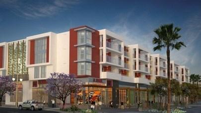 Mercado Apartments San Diego