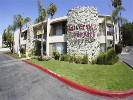 University Terrace Apartments, San Diego - (see pics & AVAIL)