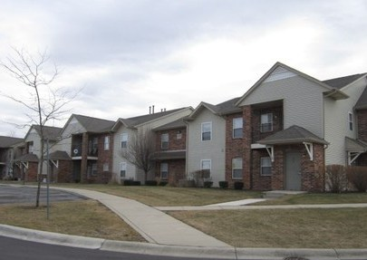 Hickory Creek Apartments Richton Park