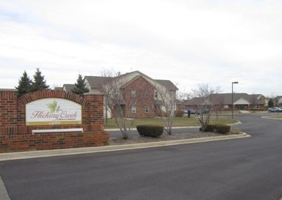 Hickory Creek Apartments University Park Il