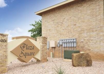 Plaza Square Apartments San Angelo