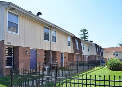 The townhomes of regency place philadelphia see pics for Apartments for rent in philadelphia no credit check