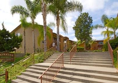 Patrician Apartments La Mesa Ca