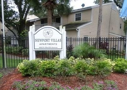 Newport Villas, Tampa - (see pics & AVAIL)