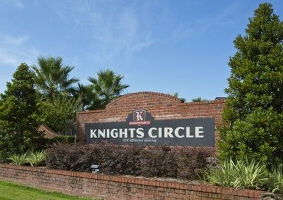 Knights Circle Bed Size
