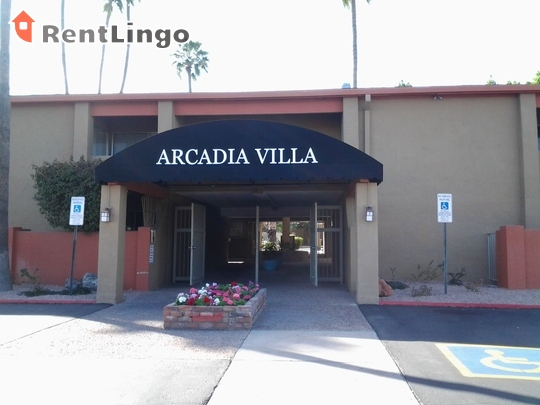 Arcadia Villa for rent