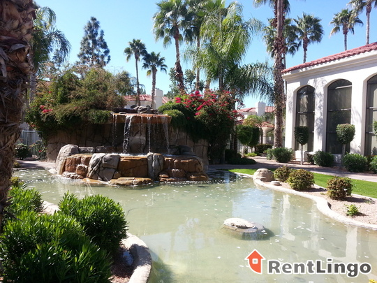 San Antigua in McCormick Ranch for rent
