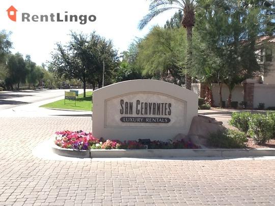San Cervantes for rent