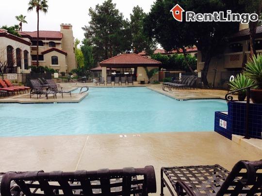 San Tropez Apartments Scottsdale