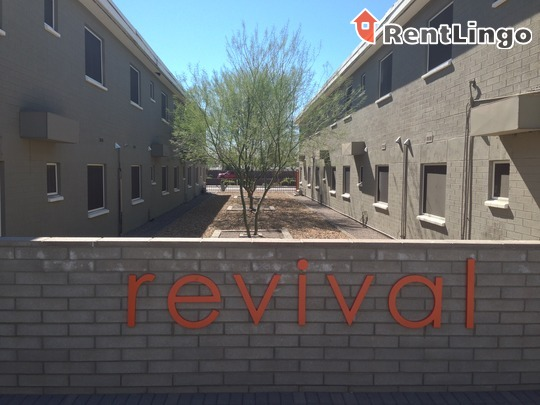 Revival on Indian School