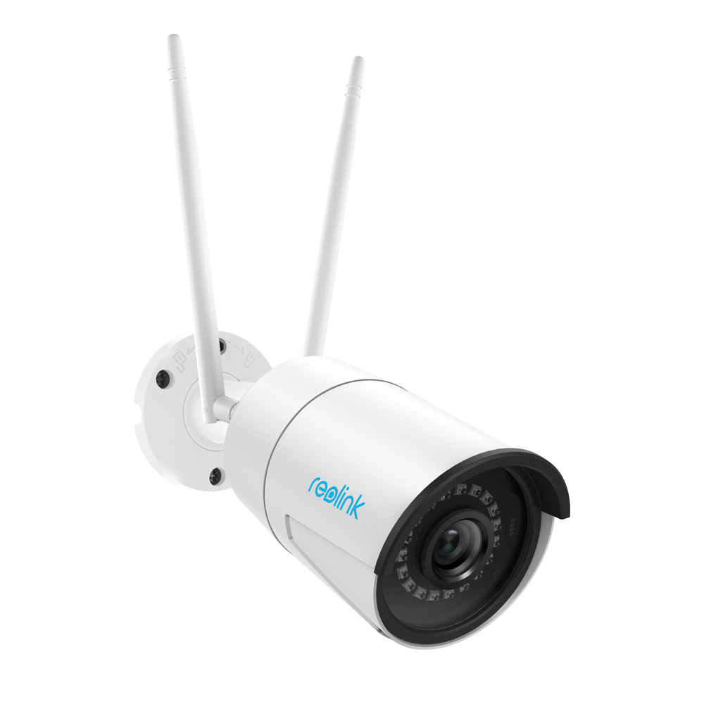 Reolink RLC-410W-4MP Wireless Security Camera - Night Vision - 2.4/5 GHz Dual Band -Indoor/Outdoor