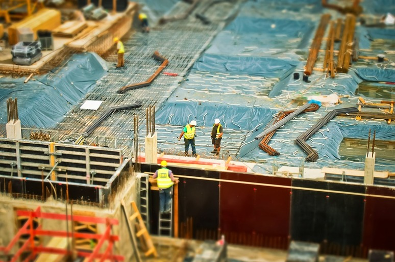 Secure Single Family Home Construction Sites