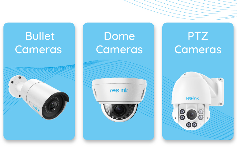 Bullet Vs Dome Vs Ptz Cameras Differences Amp Best Budget