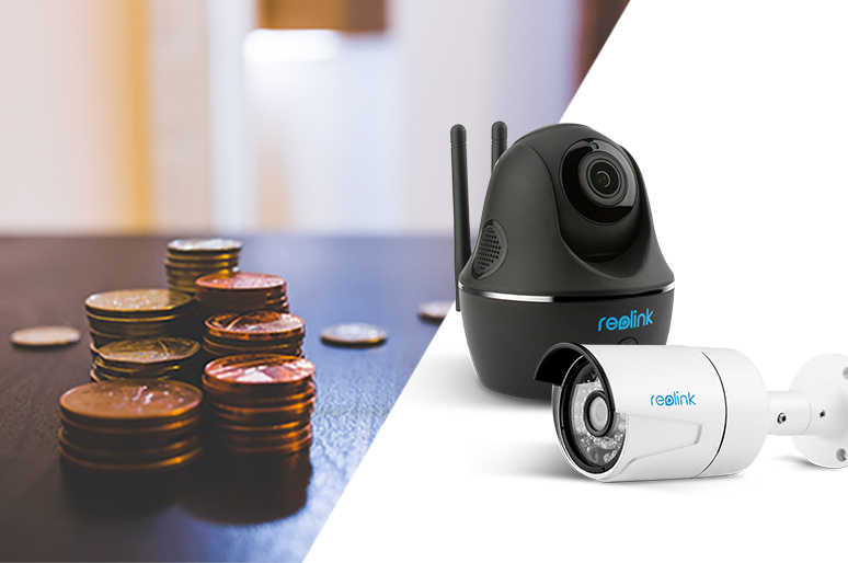 How Much Is Security Cam