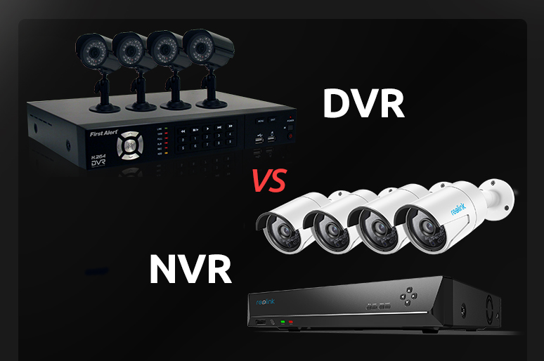 Dvr Vs Nvr Which One Is Better Reolink Blog