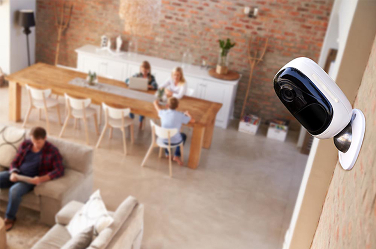 H.264 IP Security Cameras