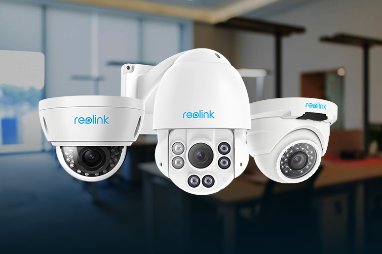 Turret IP Security Cameras