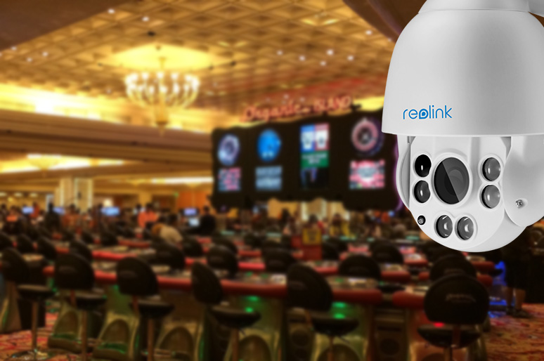 Casino Security Cameras
