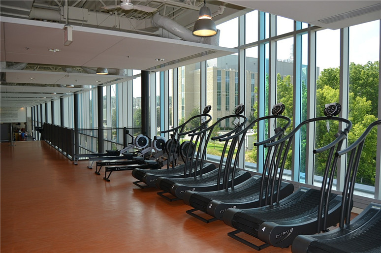 Security Cameras In Gyms Health Clubs And Fitness Centers