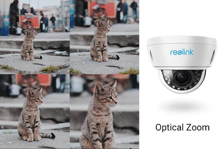 Zoom Security Cameras