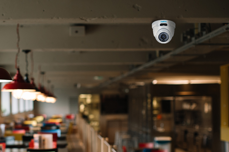 Ceiling Security Cameras How To Choose Amp Install