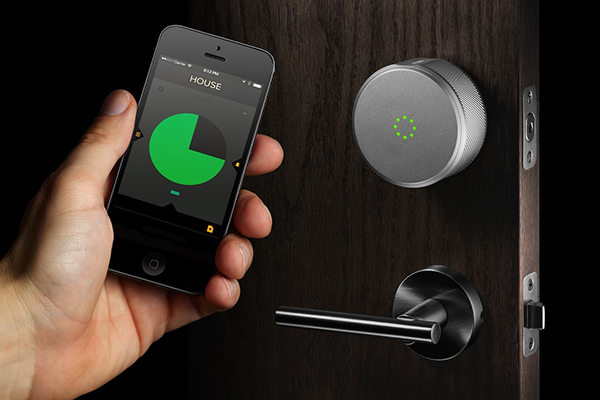 Smart Lock for Empty Nester