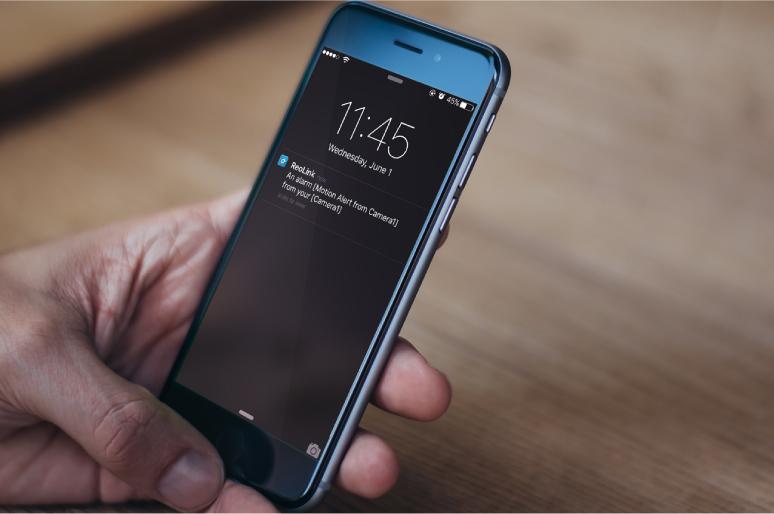 Smartphone Security Camera